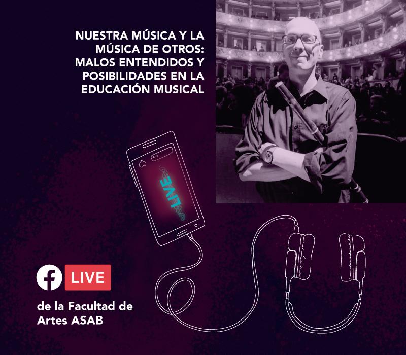 Imagen noticia: Conferencia: Nuestra música y la música de otros