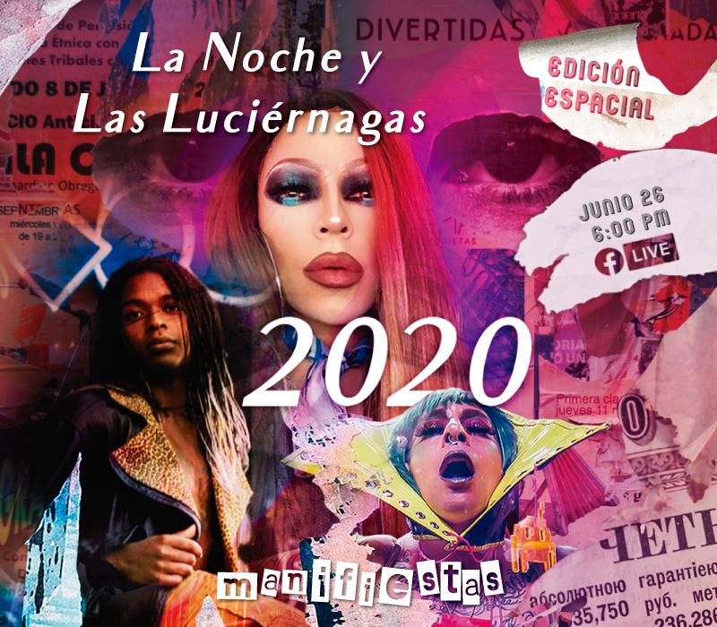 Imagen noticia: Vuelve La Noche y Las Luciérnagas, edición Espacial Mani-fiestas