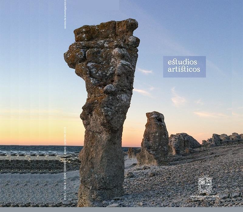 Revista Estudios Artísticos: Revista de investigación creadora publica nuevo número