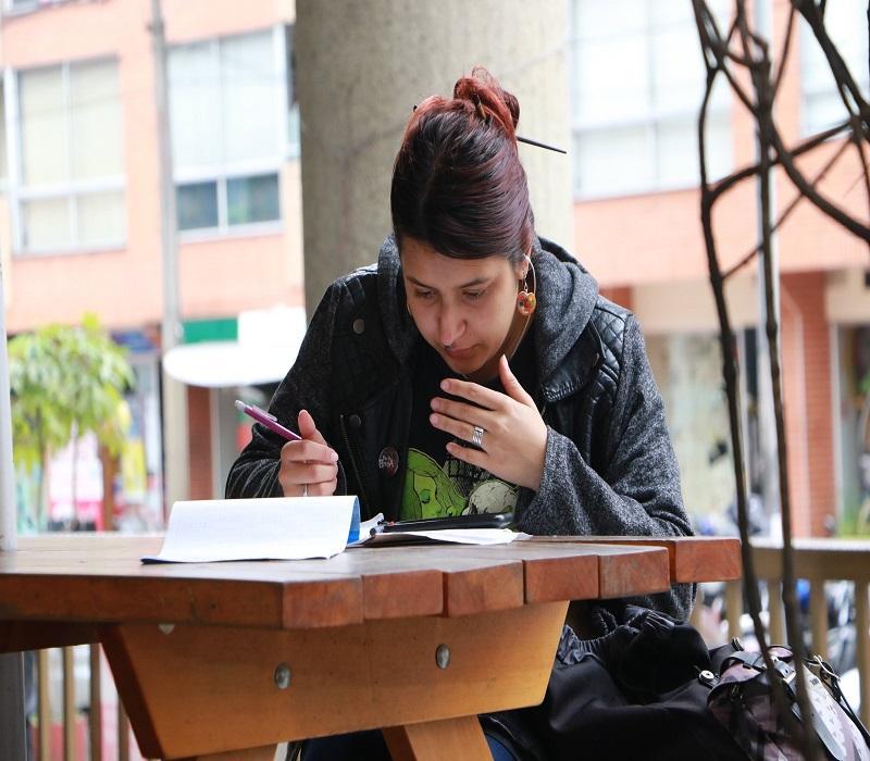 Sea el protagonista de su investigación en la Universidad Distrital