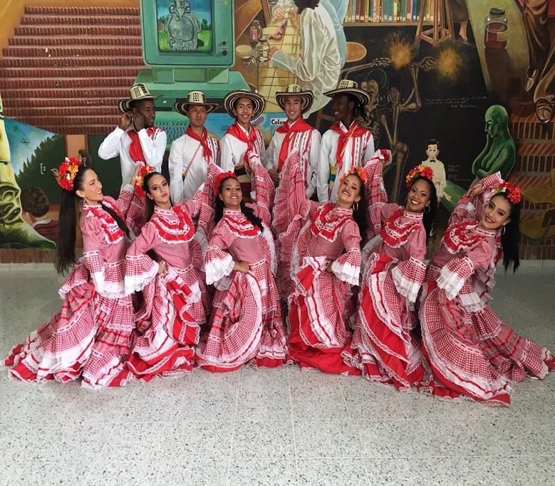Grupo de danzas de la Universidad Distrital cumple 35 años