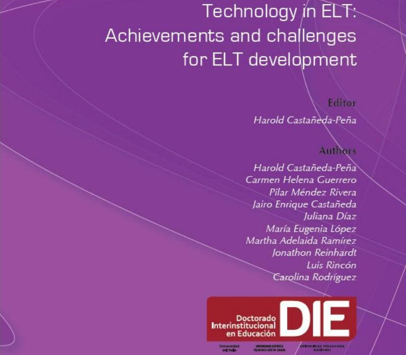 Portada del libro Technology in ELT