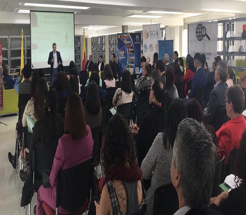 Universidad Distrital reunió a autoridades de Bosa para hablar de educación
