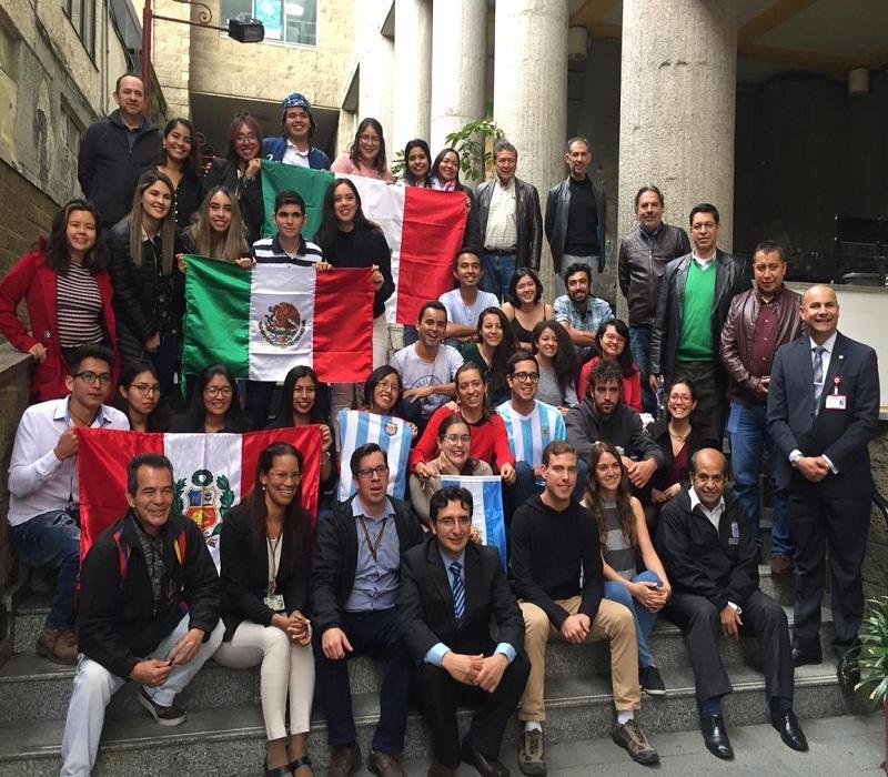 De Bogotá para el mundo