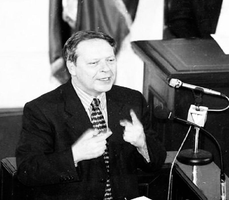Carlos Ossa Escobar, recuerdos de su paso por la U.Distrital