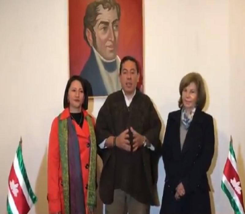 Egresada MISI en la Secretaría de Educación de Boyacá