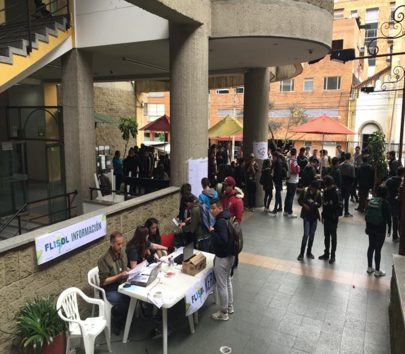 Éxito total en el Festival Latinoamericano de Instalación de Software Libre