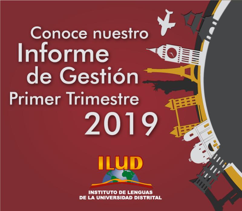 Informe de Gestión ILUD 2019-1