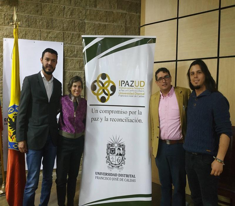 'La negociación' en la Universidad Distrital