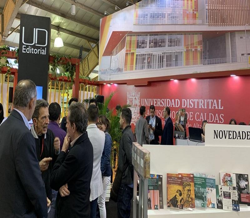 Egresados de la Universidad Distrital son protagonistas de la FiLBo 2019