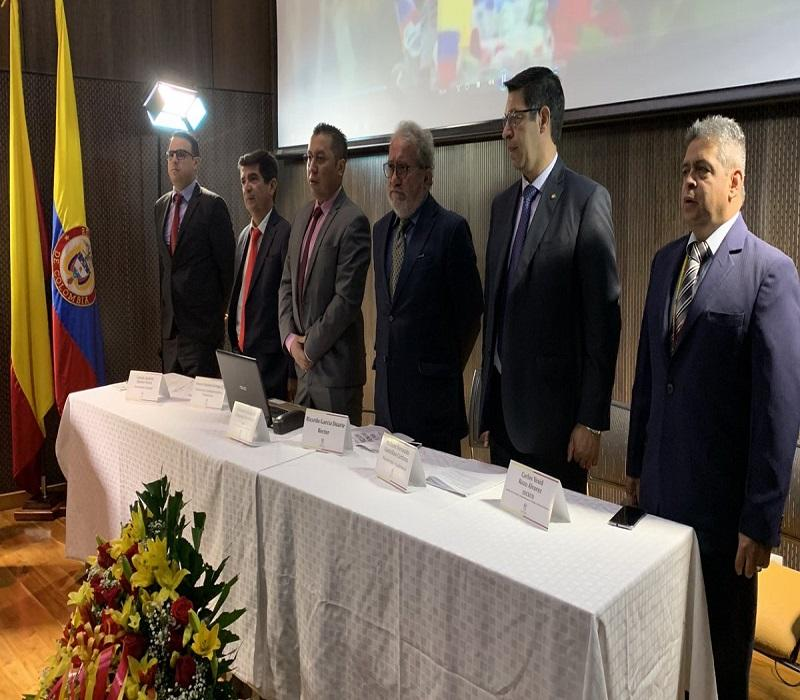 U.Distrital presentó balances en 'Rendición de Cuentas 2018'