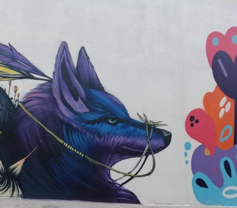 Escuela de Formación Artística de Usaquén llega a Río de Janeiro y el Pesebre