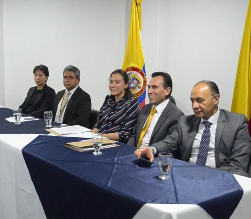 Clausura del Programa de Capacitación de la Contraloría de Bogotá