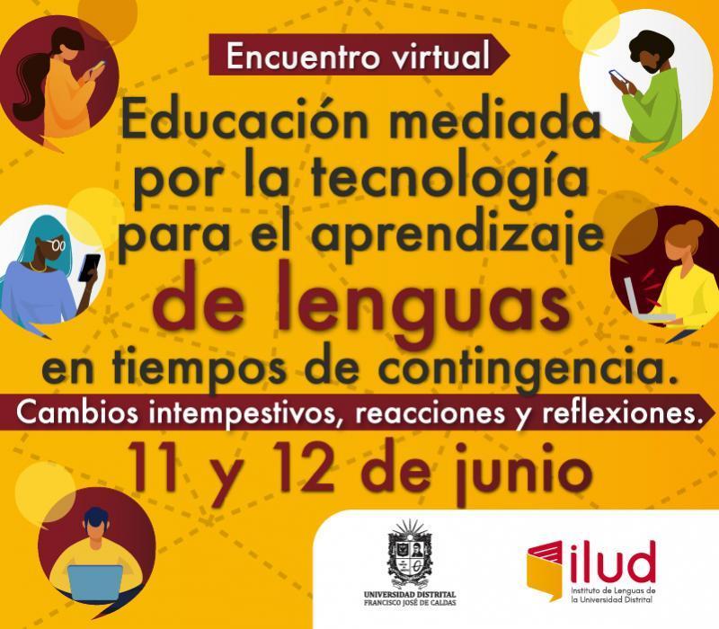 Educación mediada por la tecnología para el aprendizaje de lenguas en tiempos de contingencia